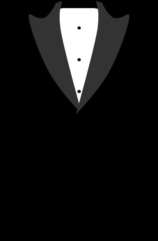Free clipart white tuxedo. Basic andrew r thomas