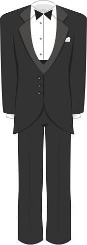 Cliparts download clip art. Free clipart white tuxedo