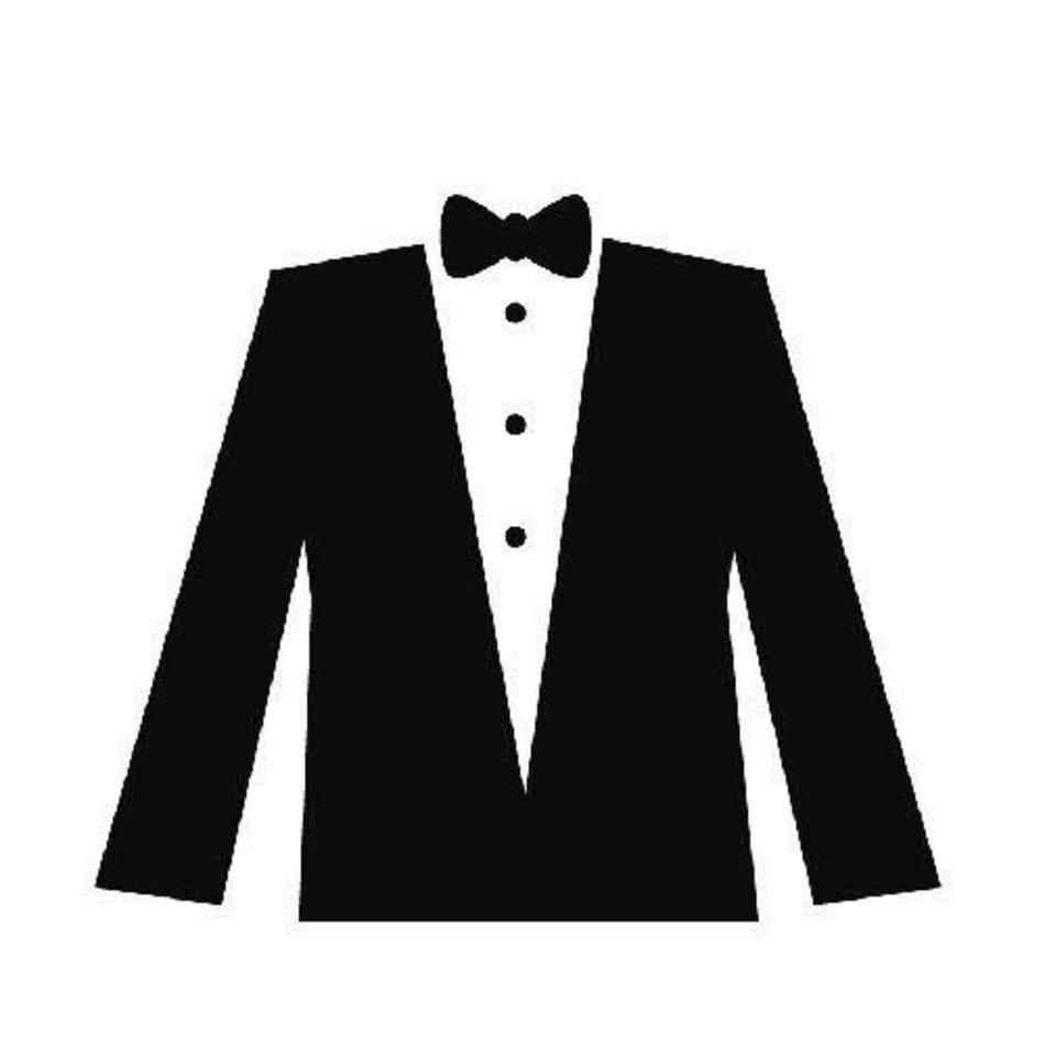Free clipart white tuxedo. Shirt clip art n