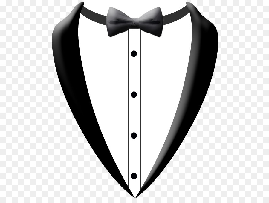 Black line background png. Free clipart white tuxedo