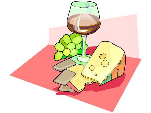 Free clipart wine and cheese on table banner transparent library Free Wine Party Cliparts, Download Free Clip Art, Free Clip Art on ... banner transparent library