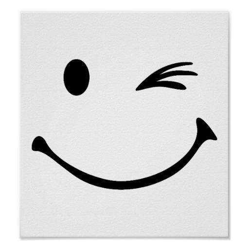 Free clipart winking eye vector free stock Winking eye clipart free clip art images - ClipartAndScrap vector free stock