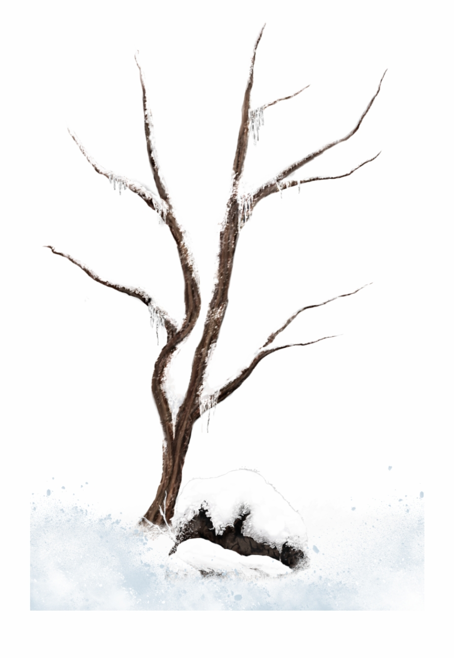 Free clipart winter branch clipart library Winter Tree Branches Clip Art Clipart Free Download - Snow Trees Png ... clipart library
