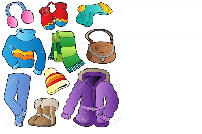 Winter clothes at getdrawings. Free clothing clipart