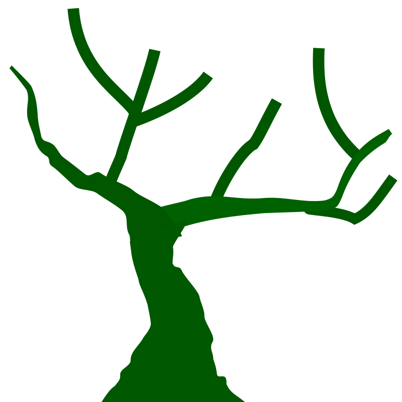 Free clipart winter tree clip art black and white stock Winter Tree Clipart at GetDrawings.com | Free for personal use ... clip art black and white stock
