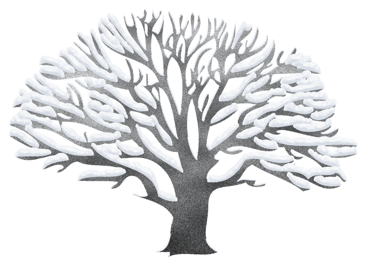 Winter tree clipart vector royalty free download Winter Tree Ping Clipart vector royalty free download