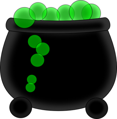 Free clipart witches cauldron graphic transparent stock Halloween Witches Cauldron | Clipart Panda - Free Clipart Images ... graphic transparent stock