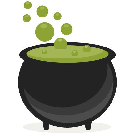 Free clipart witches cauldron clip black and white library Free Witch Cauldron Cliparts, Download Free Clip Art, Free Clip Art ... clip black and white library