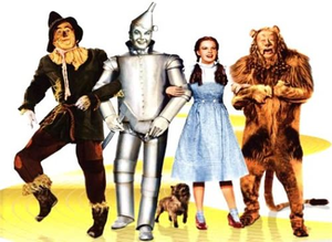 Free clipart wizard of oz banner stock Free Wizard Of Oz Clipart | Free Images at Clker.com - vector clip ... banner stock