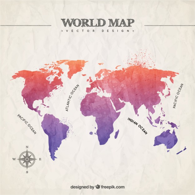 Free clipart world map image transparent download World Map Web Clip Art – Clipart Free Download image transparent download