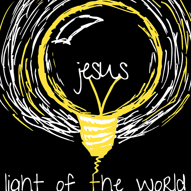 Creation com public domain. Free clipart you are light of the world