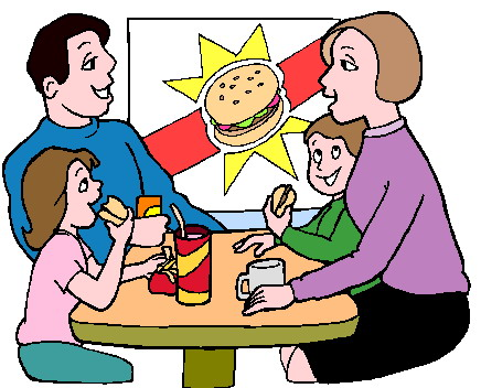 Cliparts download clip art. Free clipart young adults out to eat