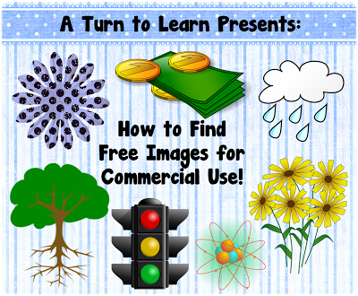 Free cliparts for commercial use clip library A Turn to Learn: How to Find Free Clipart and Images for Your TPT ... clip library