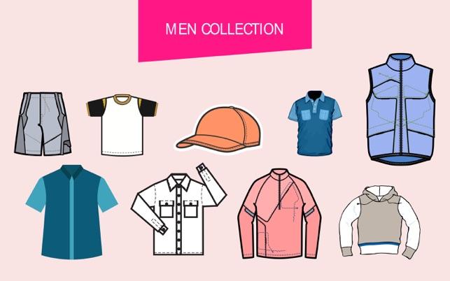 Free cliparts saidov clipart free library Fashion Cliparts on the Mac App Store clipart free library
