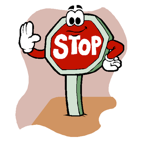 Free cliparts signs. Clipart stop download best