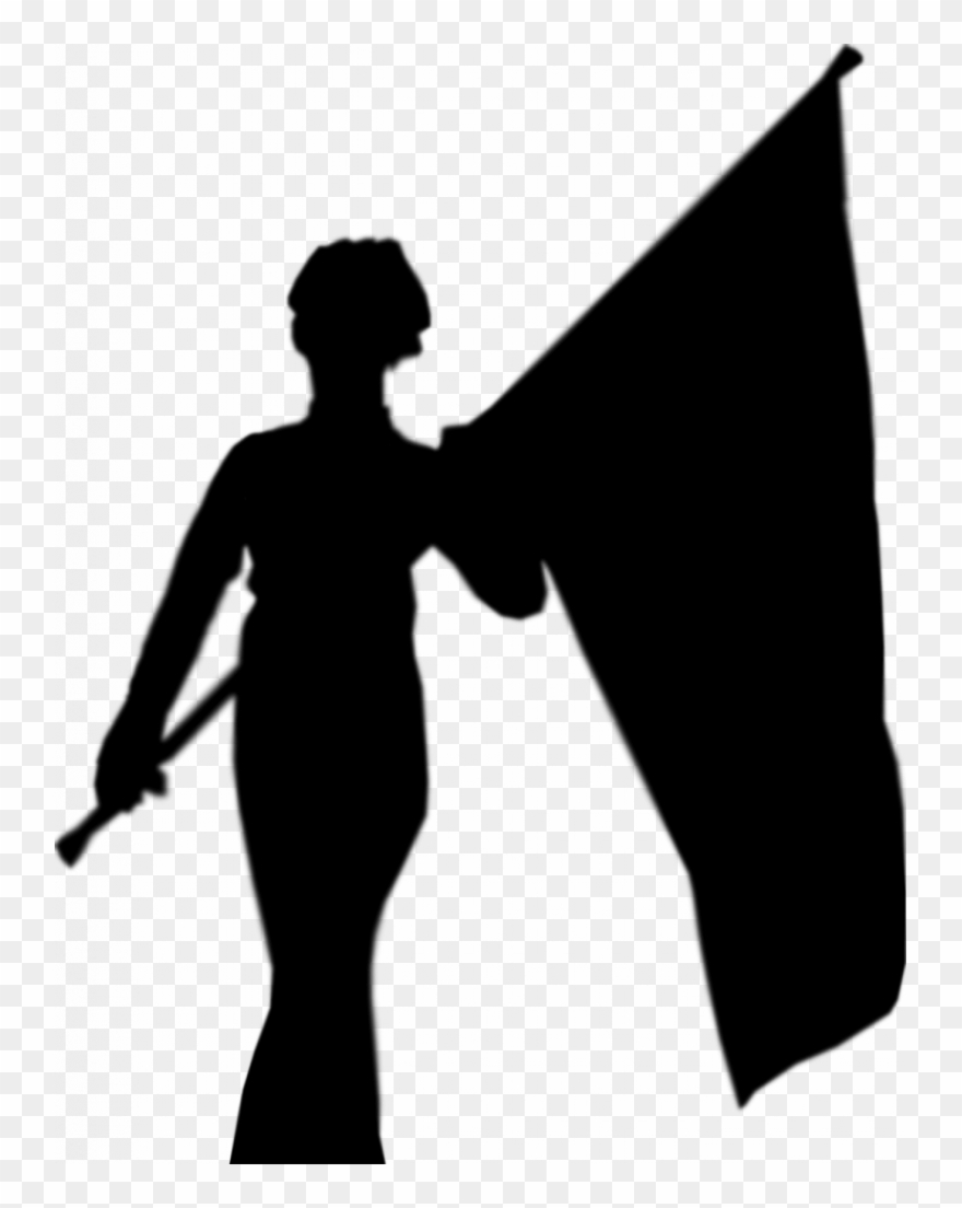 Free color guard clipart banner free stock Download Spelndid Color Guard Clip Art Free - Png Download (#3510560 ... banner free stock