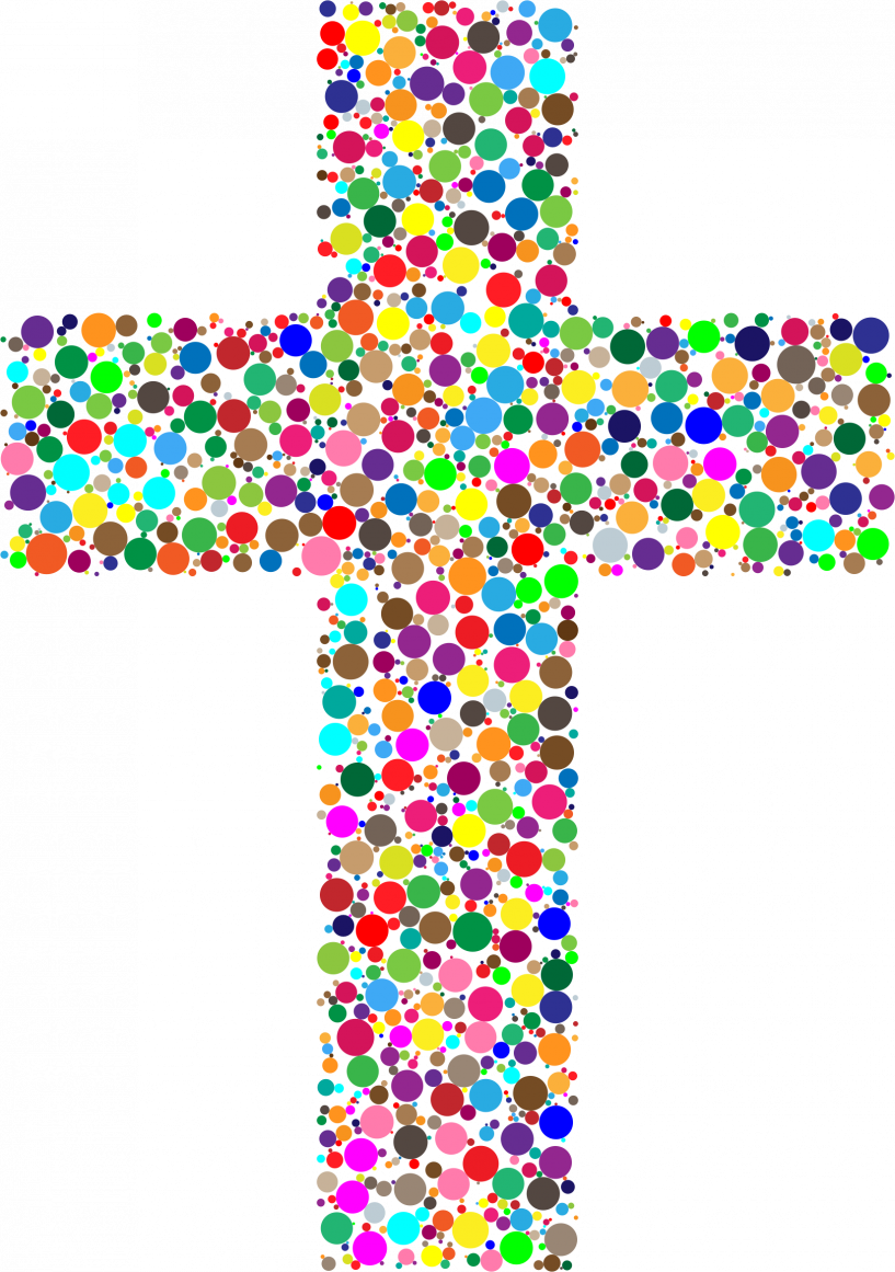 Free colorful cross clipart clipart freeuse Colouful Cross Clipart | jokingart.com Cross Clipart clipart freeuse