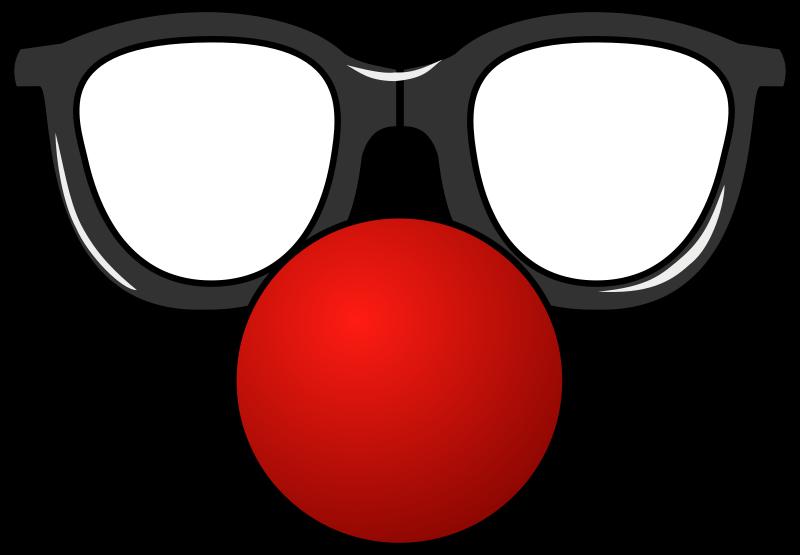 Free comedy clipart clip art free Funny Glasses 2 Clipart clown free   Circus Carnival Free Theme ... clip art free