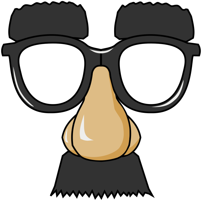 Free comedy clipart clipart free Free Clipart: Funny Glasses   ghosthand clipart free