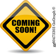 Free coming soon clipart picture royalty free stock Coming Soon Clip Art - Royalty Free - GoGraph picture royalty free stock