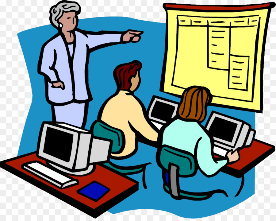 Free computer clipart for teachers. Teacher cartoon png download