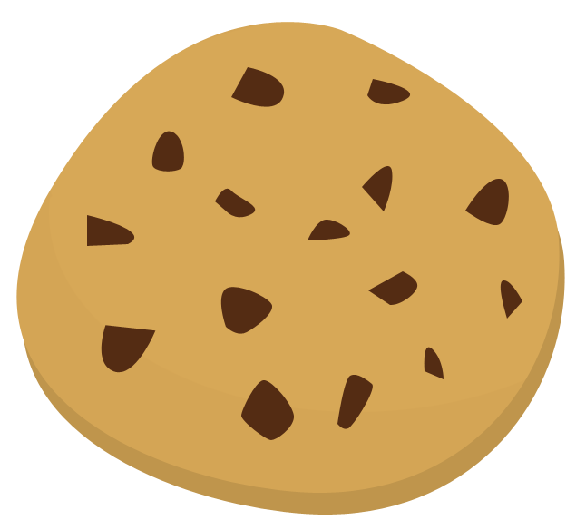 Free cookie clipart clip transparent library free-cookie-clipart | Shawn\'s stuff in 2019 | Chocolate chip cookies ... clip transparent library