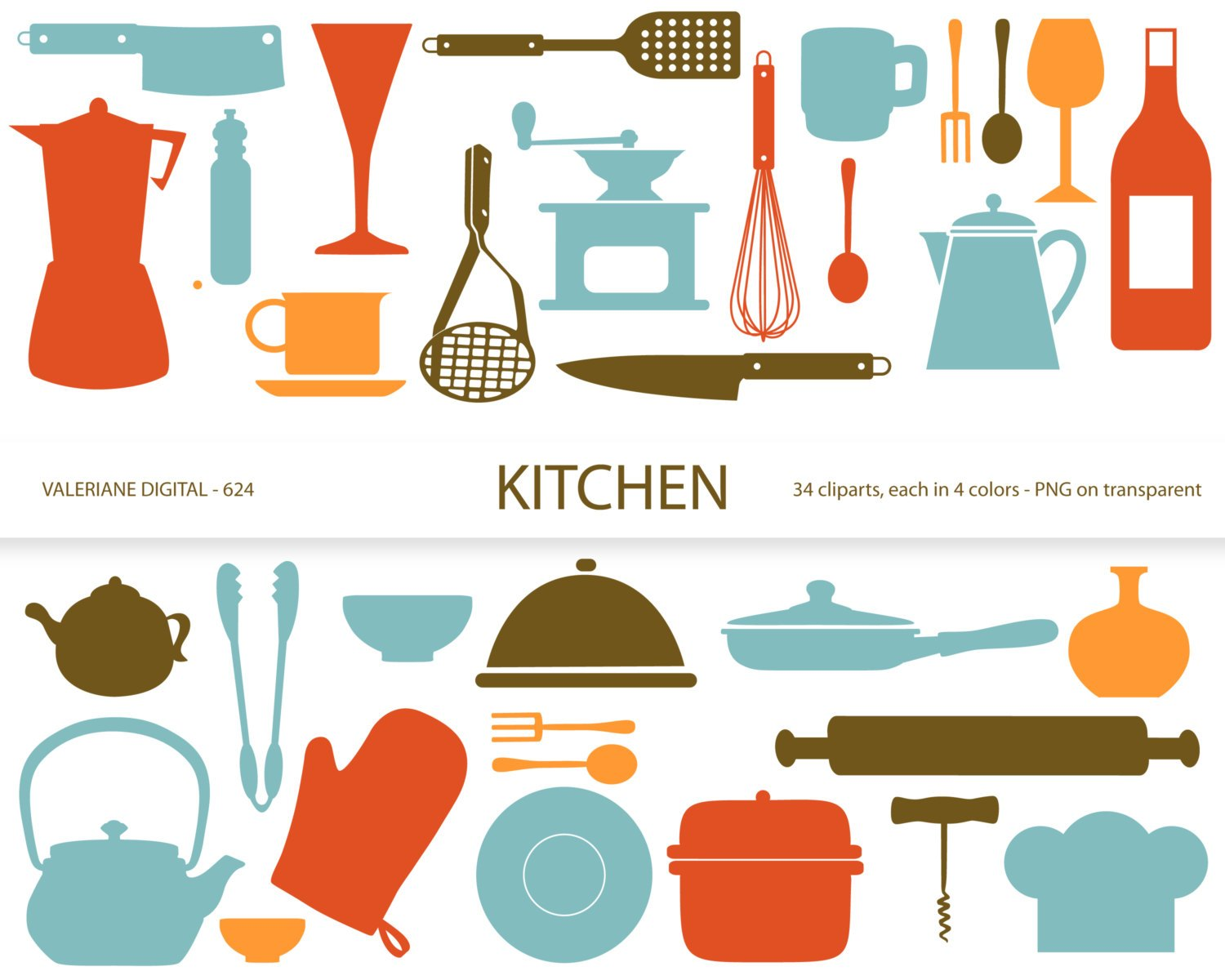 Free cooking utensils clipart graphic free library Kitchen utensils clipart free 5 » Clipart Portal graphic free library