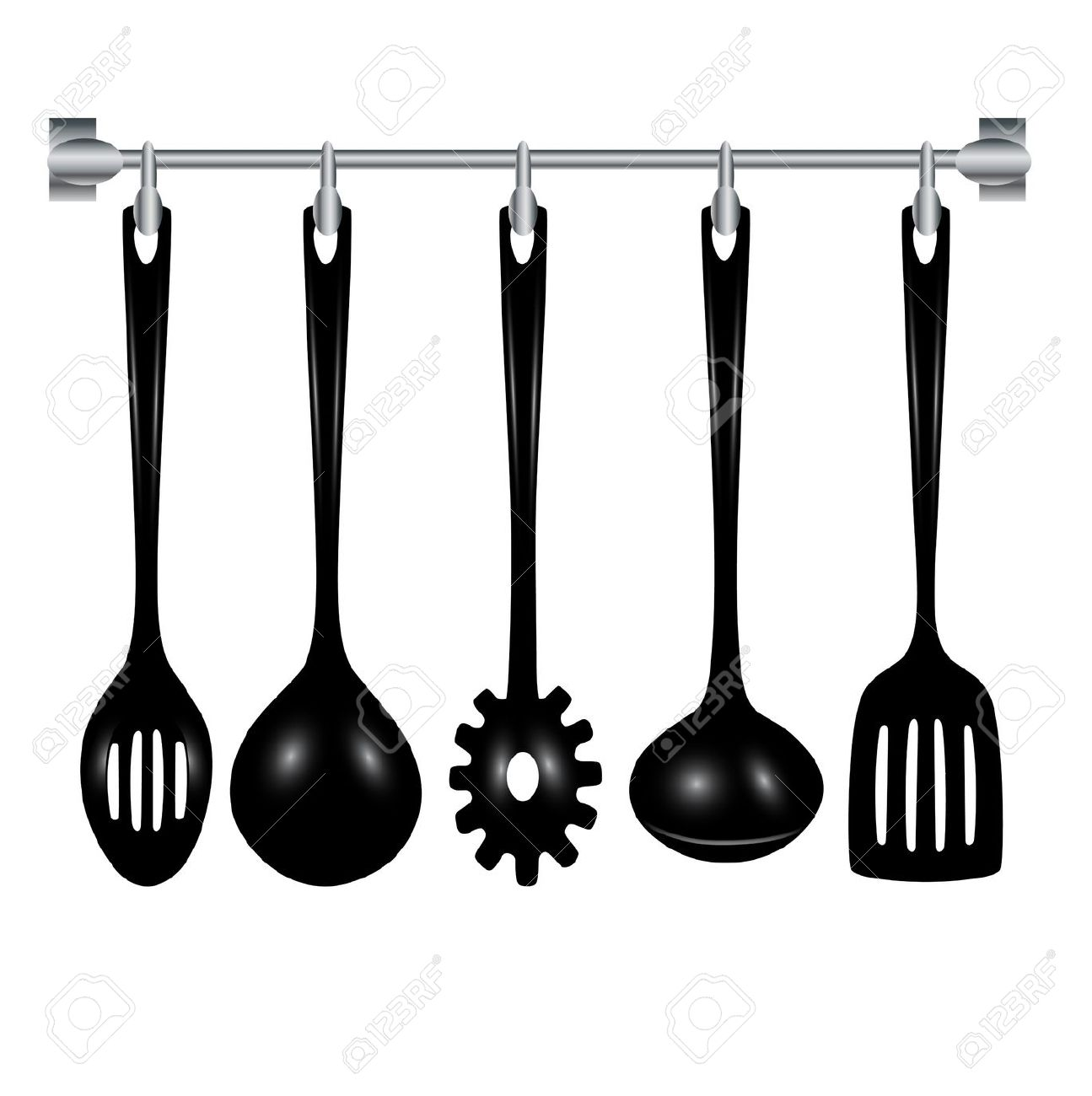 Free cooking utensils clipart free Cooking Utensils Clipart | Free download best Cooking Utensils ... free
