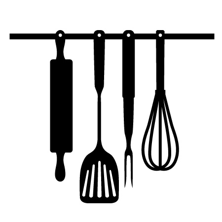Free cooking utensils clipart banner stock 44+ Cooking Utensils Clipart | ClipartLook banner stock