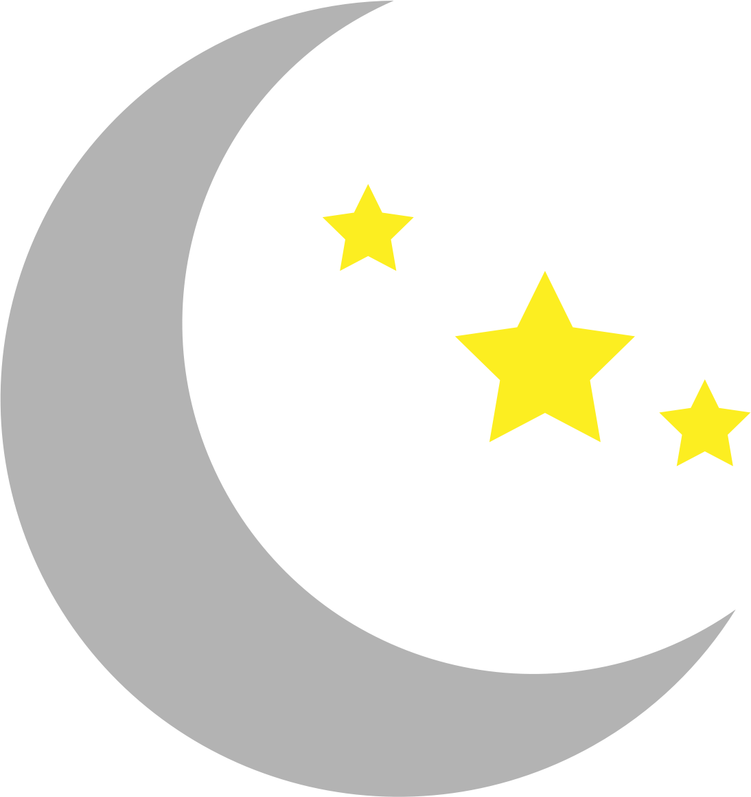 Free moon and star clipart clip black and white stock Crescent Moon And Star Pictures | Free download best Crescent Moon ... clip black and white stock