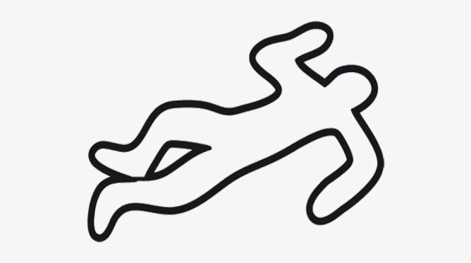 Free crime scene clipart image royalty free Criminal Clipart Crime Scene Evidence - Dead Body Outline Png ... image royalty free