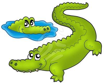 Free crocodile clipart. Images clipartix