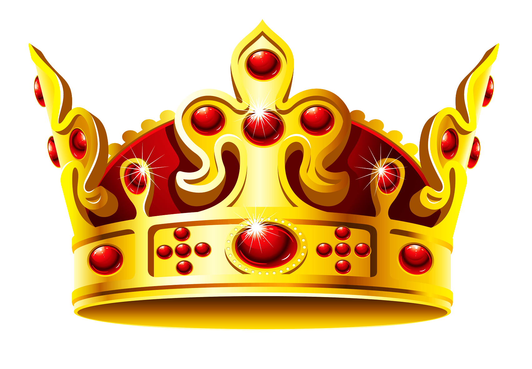 Star crown clipart picture transparent stock Gold And Red Crown PNG Clipart Picture picture transparent stock