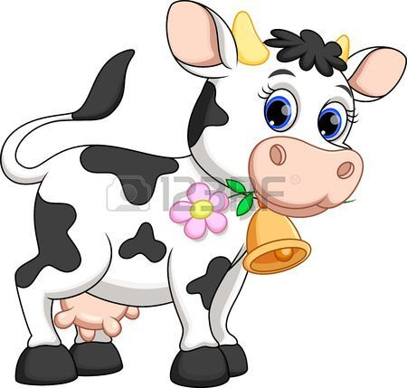 Free cute cow clipart banner royalty free download Cute Cows, Clip Art and | Clipart Panda - Free Clipart Images ... banner royalty free download
