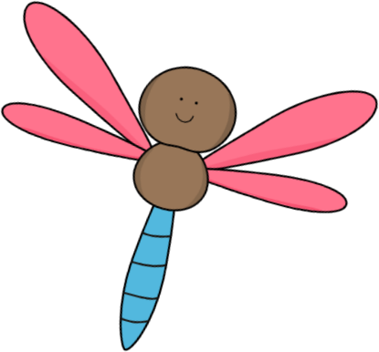 Free cute dragonfly clipart. Download clip art