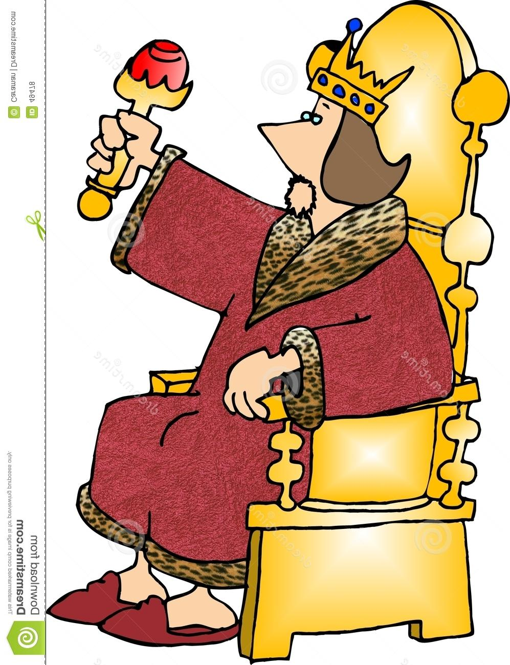 Cliparts download best clipartmag. Free cute king on a throne clipart