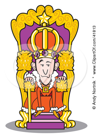 Download best clipartmag com. Free cute king on a throne clipart