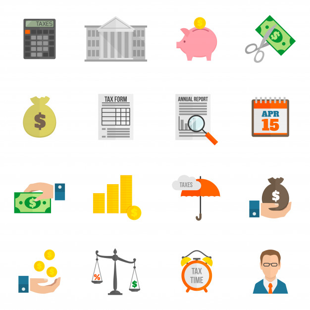 Free cute tax time icons vector clipart green banner transparent stock Fee Icon Vectors, Photos and PSD files | Free Download banner transparent stock