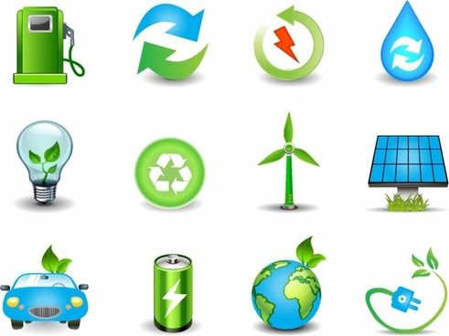 Free cute tax time icons vector clipart green picture royalty free library Environmental and Green Energy Icons | Green Energy | Free web icons ... picture royalty free library