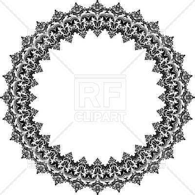 Free damask oards navy blue grey & white clipart. Frames cliparts download best