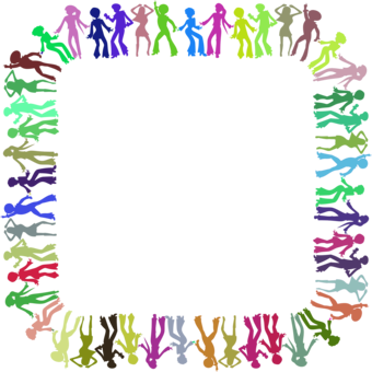 And frames emayti australianuniversities. Free dance clipart borders