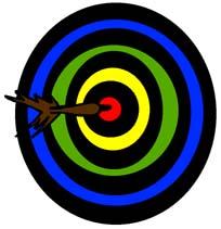 Free dart board clipart jpg royalty free Free Dart Cliparts, Download Free Clip Art, Free Clip Art on Clipart ... jpg royalty free