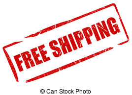Shipping illustrations and clip. Free delivery clipart