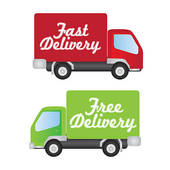 Free delivery clipart. Fast and panda images
