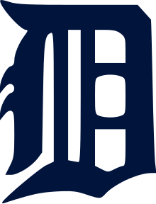 Free detroit tigers clipart vector library Detroit Tigers D Logo transparent PNG - StickPNG vector library