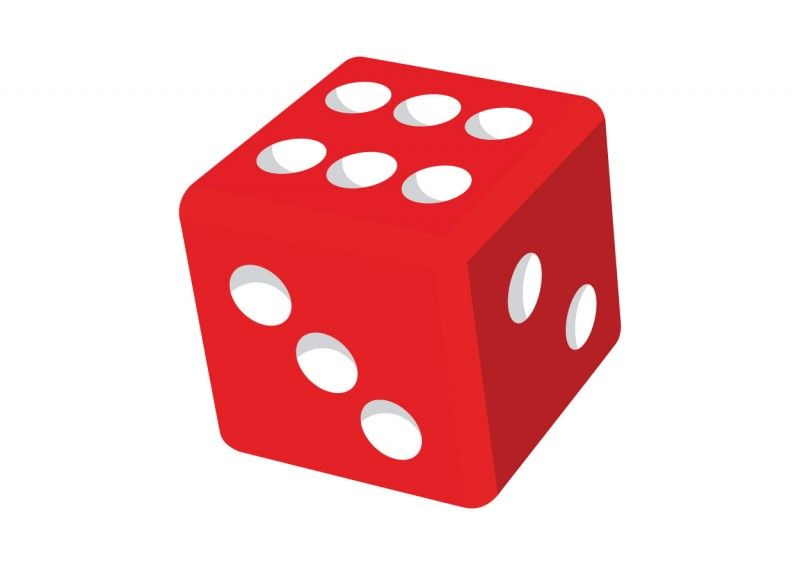 Free dice clipart clipart black and white stock Red Dice Clipart | Games Clipart | Free clipart images, Clip art ... clipart black and white stock