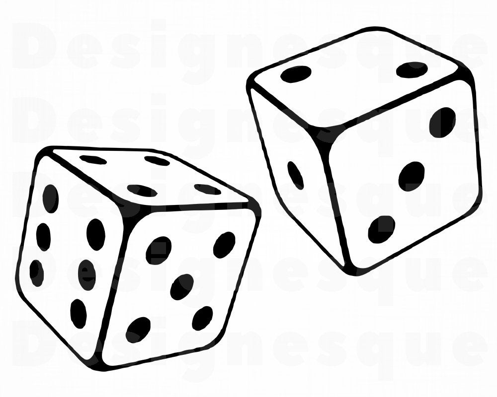 Free dice clipart vector download Dice Clipart for print – Free Clipart Images vector download