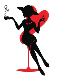 Free diva clipart jpg transparent library Red Hat Divas Clipart | Free Images at Clker.com - vector clip art ... jpg transparent library