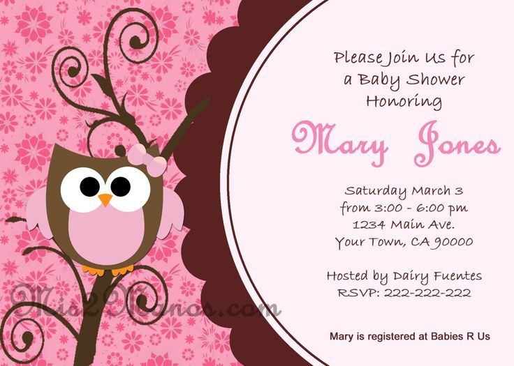 Free diy girl baby showers owls clipart png freeuse 1000+ images about Zayda Nohemi on Pinterest | Baby shower owls ... png freeuse