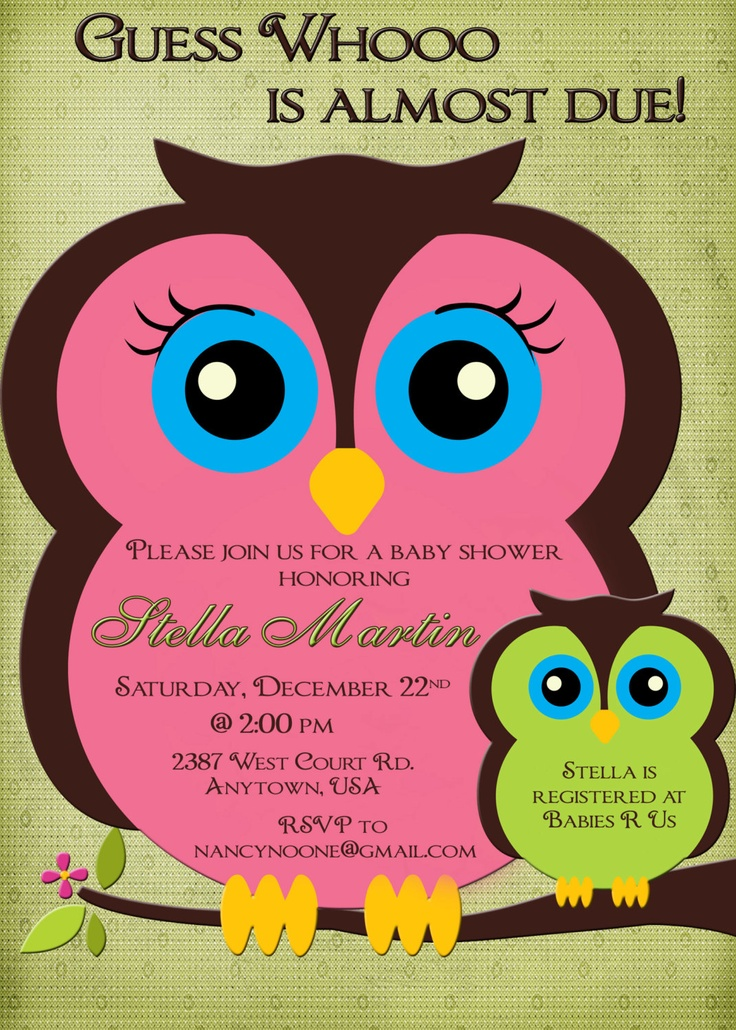 Free diy girl baby showers owls clipart image free 17 Best ideas about Owl Shower on Pinterest | Owl party ... image free